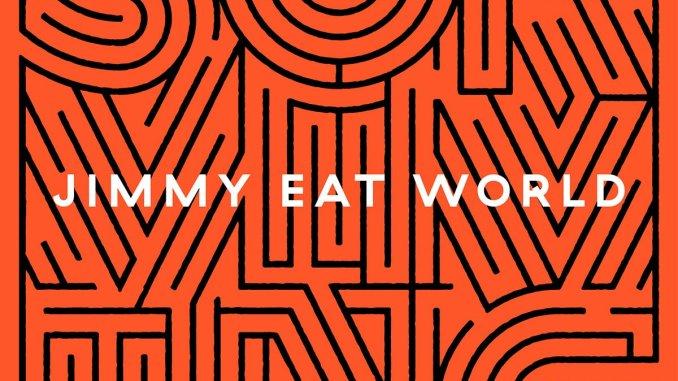 ALBUM REVIEW: Jimmy Eat World - Surviving