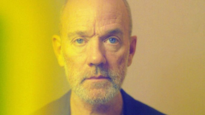 """MICHAEL STIPE Releases Solo Debut """"Your Capricious Soul"""" - Watch Video"""