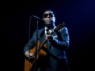 LIVE REVIEW: Murray. A. Lightburn at Union Chapel, London