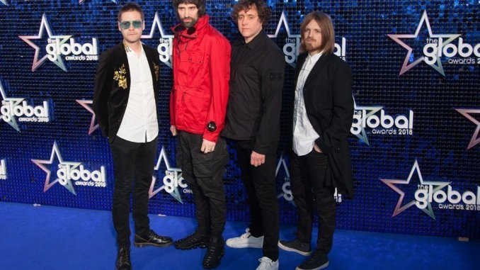KASABIAN confirm they are working on their seventh studio album