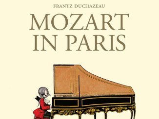 BOOK REVIEW: Mozart in Paris by Frantz Duchazeua
