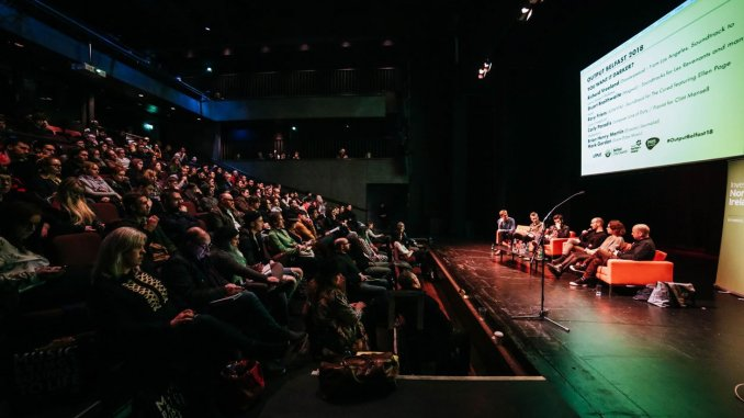 Top names from the music industry are lined up to speak at Ireland's largest music conference, 'OUTPUT BELFAST' on Thursday 13 February 2020