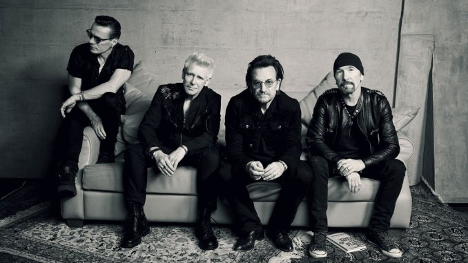 A.R. RAHMAN joined U2 on stage in Mumbai last night to perform new track 'Ahimsa' - Watch Now