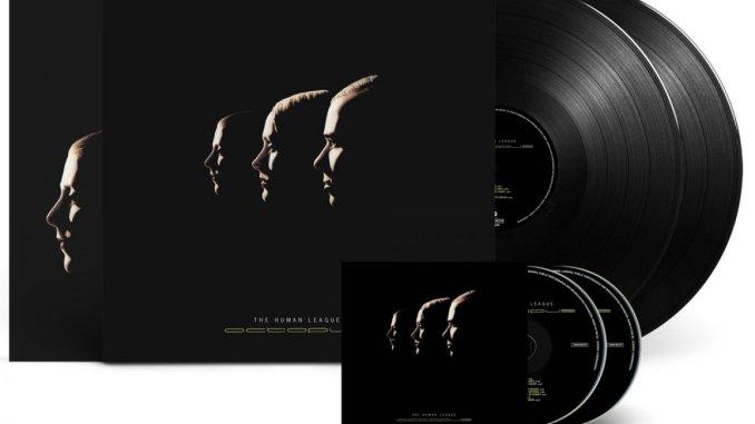 THE HUMAN LEAGUE - Announce reissue of their seventh studio album 'Octopus' 1