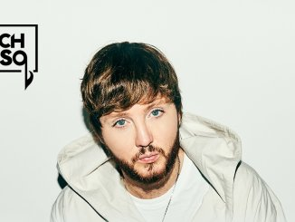 JAMES ARTHUR returns to Belfast with a headline show at Custom House Square on Tuesday 11th August 2020
