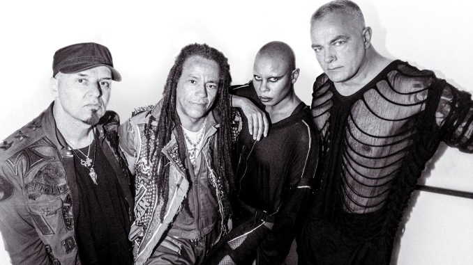 SKUNK ANANSIE share video for new single 'This Means War' & announce Meltdown Festival 1