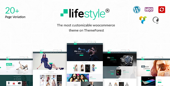 WooCommerce Multi-Purpose WordPress Theme