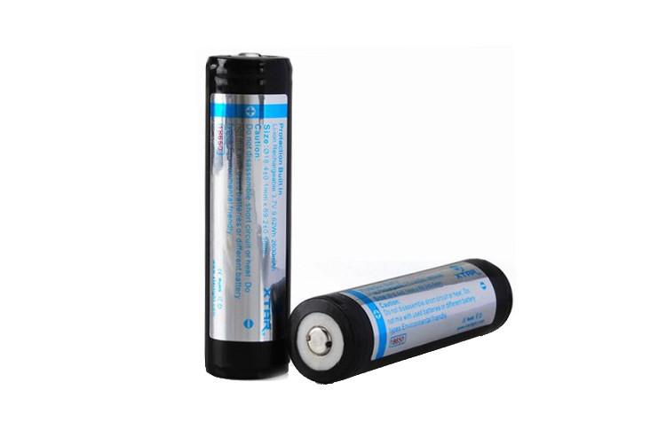 18650 2600mAh Battery (Protected)