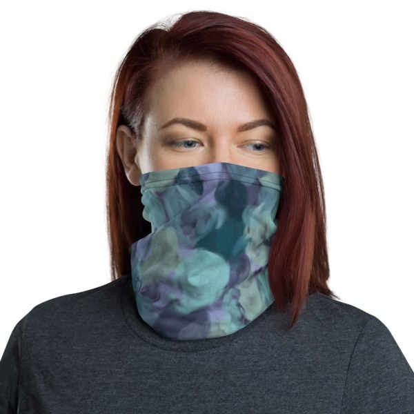 Blueberry Sorbet Fashion Gaiter