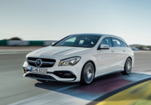 Mercedes CLA klasse