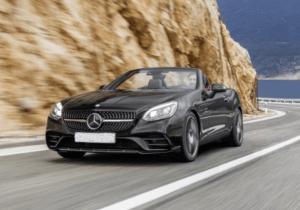 Mercedes SLC klasse