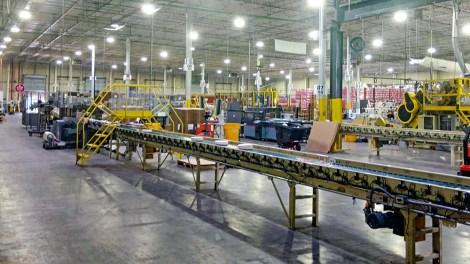 XtraLight LHB LED High Bay Manufacturing
