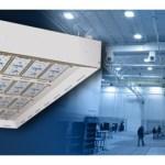 The LHB LED Model 600 - a 65,000 Lumen LED High Bay