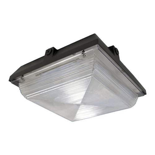 LED Canopy Lighting LED lighting fixture XtraLight LED Solutions