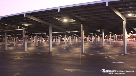 GLL LED, LEGOLAND Parking Structure