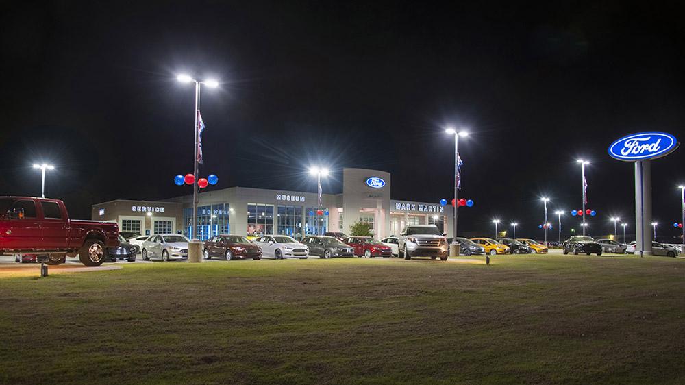 Automotive Dealership 01