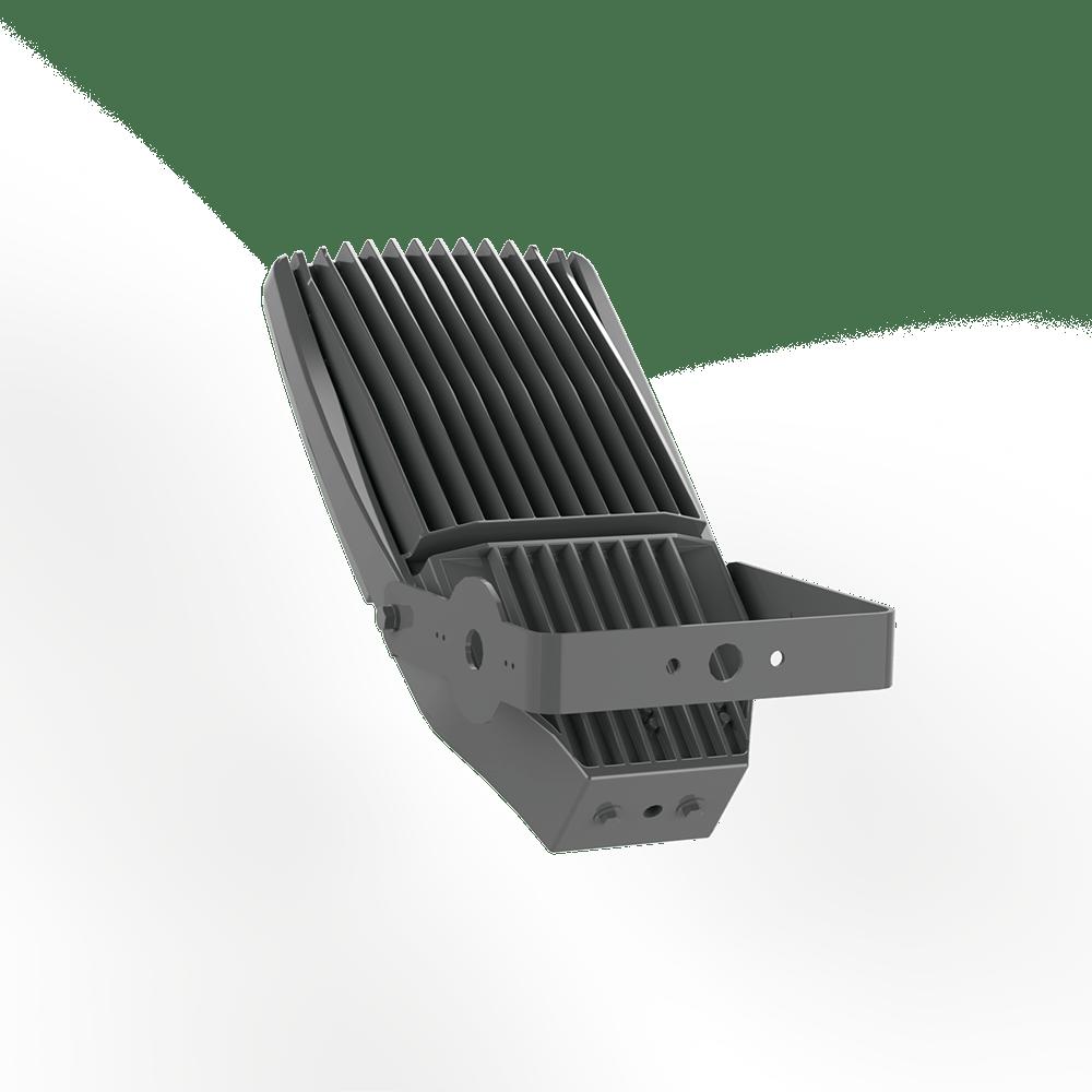 Viento Flood Large LED Trunnion Mount Option XtraLight LED Solutions
