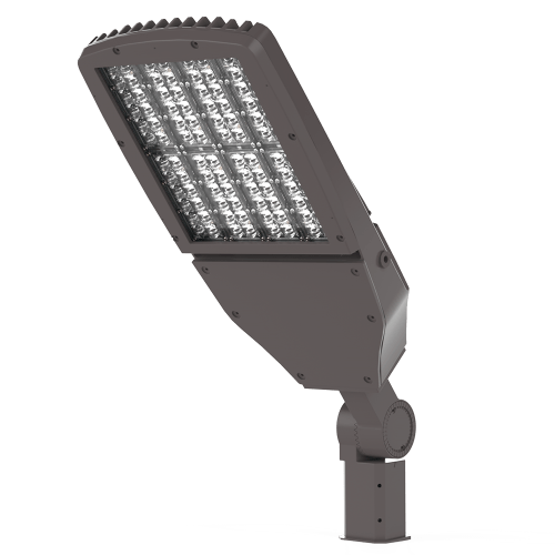 Viento Flood Light Large LED Isometric View XtraLight Manufacturing, LTD.