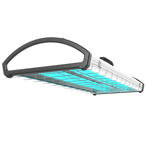 UVC Handheld Disinfection System Isometric View XtraLight LED Solutions