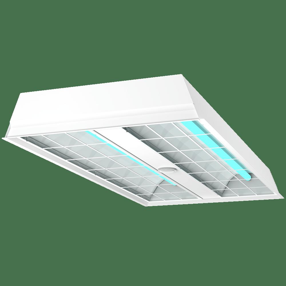 UVC Troffer 2x4 XtraLight LED Solutions