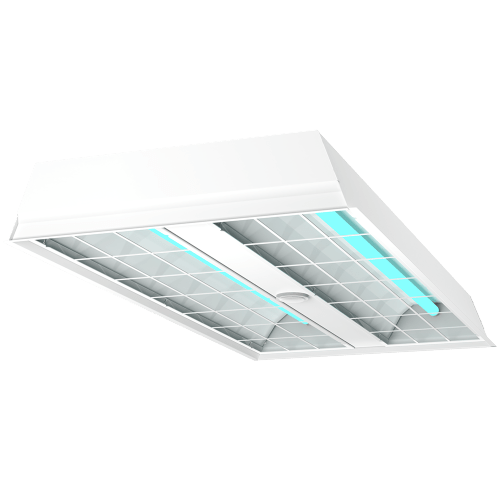 UVC Troffer 2x4 XtraLight LED Solutions