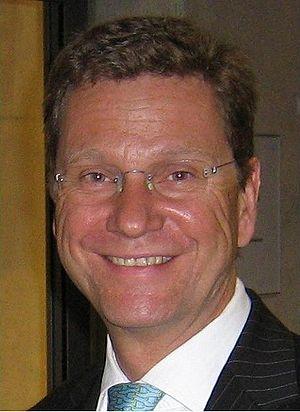 :de:Guido Westerwelle auf dem FDP-Bundespartei...