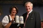 BERLIN - SEPTEMBER 09:  Horst Seehofer, head o...