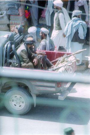 Taliban in Herat.