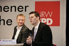 Podiumsdiskussion mit Thorsten Klute, Bürgerme...