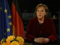 Merkel Neujahr