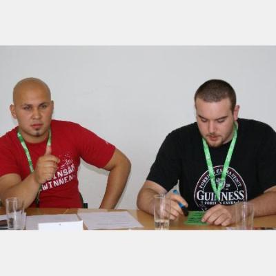 Ünsal Baser (links) Foto: Stadt Duisburg