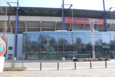 MSV Arena im März 2011