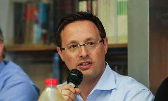 OB-Kandidat Michael Rubinstein - Foto: Thomas Rodenbücher