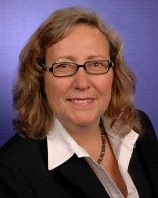 Petra Neu, Geschäftsführerin Operativ der Agentur für Arbeit Duisburg