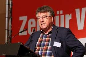 Hans Decruppe - Foto: DIE LINKE NRW
