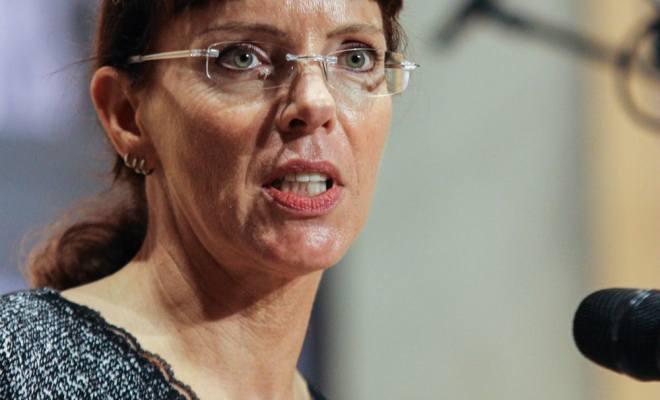 Angelika Wagner, Vorsitzende DGB Duisburg