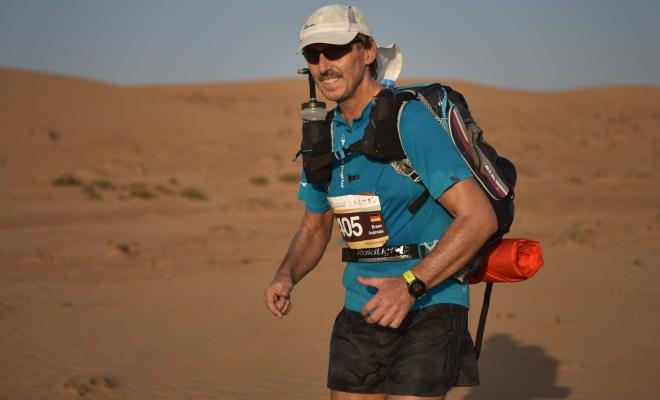 Oman-Wüstenlauf 172 km in 6 Tagen Foto: Projekt LebensWert