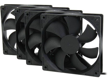 Rosewill Long life sleeve Fans