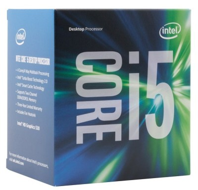 Intel Boxed Core I5-6400