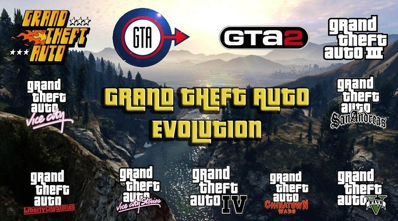 Gta evolution