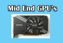 The best mid/high end graphics cards for 1080p