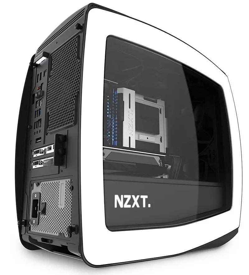 NZXT Manta Mini-ITX case 2