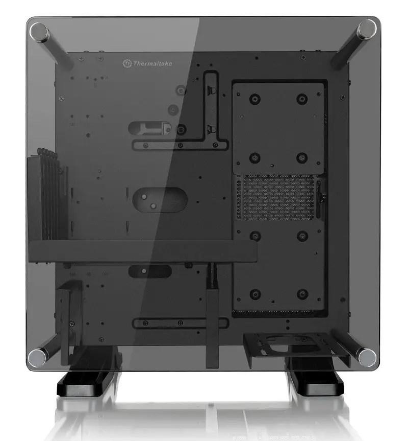 Thermaltake Core P1 Tempered Glass Mini-ITX case 2