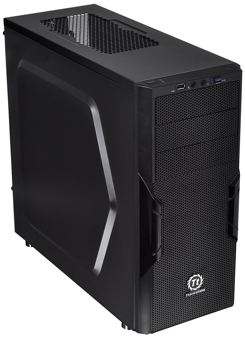 Thermaltake Versa H22 SPCC ATX Mid Tower