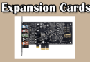 Enhance PC user experience with expansion cards