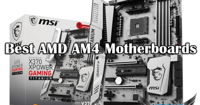 Best AMD AM4 Motherboards for Gaming/Productivity