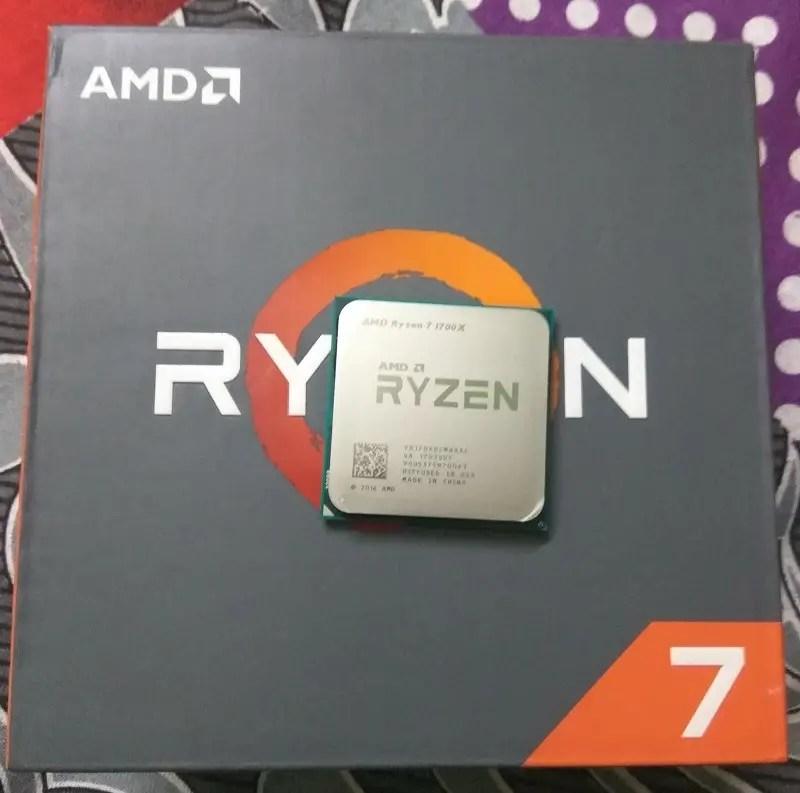 Ryzen 1700X