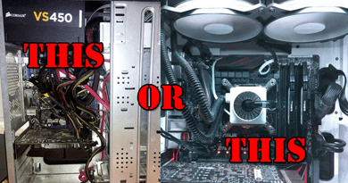 tips to master cable management