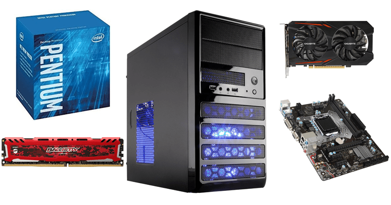 build the best 300 gaming pc in 2018 xtremegaminerd