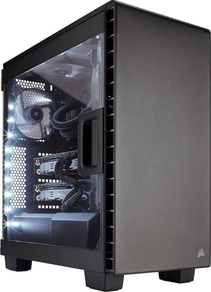 Corsair Carbide Clear 400C 1